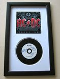 AC/DC - Black Ice CD Disc presentation